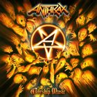 ANTHRAX Worship Music album cover