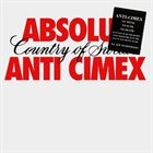 ANTI-CIMEX Absolut Country Of Sweden album cover