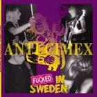 ANTI-CIMEX Fucked In Sweden album cover