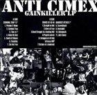 ANTI-CIMEX Gainkiller LP album cover