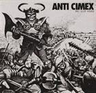 ANTI-CIMEX Lost Mixes album cover