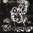 ANTI-CIMEX Made In Sweden album cover