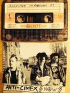 ANTI-CIMEX Now album cover