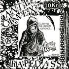 ANTI-CIMEX Raped Ass album cover