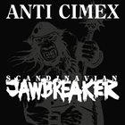 ANTI-CIMEX Scandinavian Jawbreaker album cover