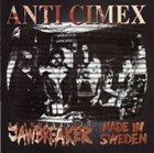 ANTI-CIMEX Scandinavian Jawbreaker & Made in Sweden album cover