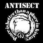 ANTISECT Peace Is Better Than a Place in History album cover