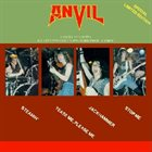 ANVIL Anvil album cover