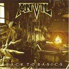ANVIL Back to Basics album cover