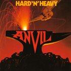 ANVIL Hard 'n' Heavy album cover