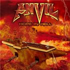 ANVIL Hope In Hell album cover