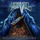 ANVIL Juggernaut of Justice album cover