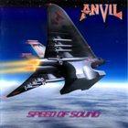 ANVIL Speed of Sound album cover