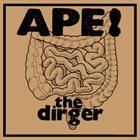 APE! The Dirger album cover