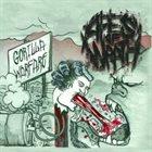 APES OF WRATH Gorilla Warfare album cover