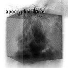 APOCRYPHAL VOICE Stilltrapped album cover