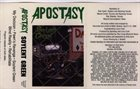 APOSTASY (KS) Soylent Green album cover