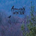 APPALACHIAN WINTER (PA) Ravenforest EP album cover