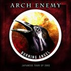 ARCH ENEMY Burning Angel album cover