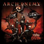 ARCH ENEMY Khaos Legions album cover