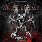 ARCH ENEMY Rise of the Tyrant album cover