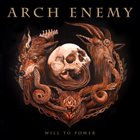 ARCH ENEMY Will to Power album cover