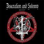 ARCHGOAT Desecration & Sodomy album cover