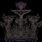 ARCHGOAT Eternal Damnation of Christ album cover