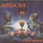 AREA 54 Fear Inside album cover