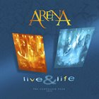 ARENA Live & Life album cover