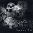 ARMED FOR BATTLE Count Your Lies album cover