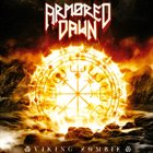 ARMORED DAWN Viking Zombie album cover
