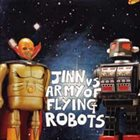 ARMY OF FLYING ROBOTS Jinn vs. Army Of Flying Robots album cover