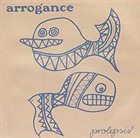 ARROGANCE Prolepsis album cover