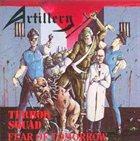 ARTILLERY Terror Squad/Fear of Tomorrow album cover