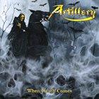 ARTILLERY When Death Comes album cover
