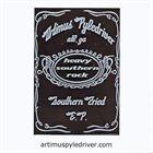 ARTIMUS PYLEDRIVER Southern Fried E.P. album cover