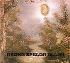 ASOKA Asoka Spelar Allan album cover