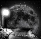 ASTERIA The First Lights album cover