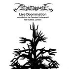 ATARAXIE Live Doomination album cover