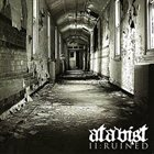ATAVIST II: Ruined album cover