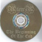 ATERRA The Beginning Of The End album cover