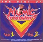 ATOMIC ROOSTER The Best Of Atomic Rooster Volumes 1 & 2 album cover