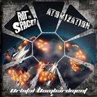 ATOMIZATION Orbital Bombardment album cover