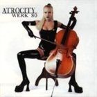 ATROCITY Werk 80 album cover