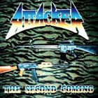 ATTACKER The Second Coming Album Cover