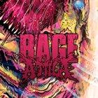 ATTILA Rage album cover