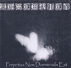 AUSTERITY Perpetua Nox Dormienda Est album cover