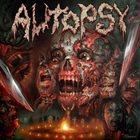AUTOPSY The Headless Ritual album cover