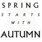 AUTUMN Spring Starts With Autumn album cover